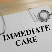 Immediate medical care services