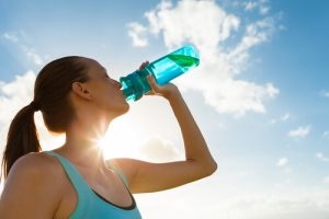 staying healthy hydration